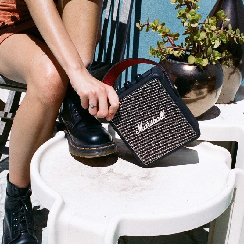 Marshall Stockwell II Speaker - BLACK【行貨保養】