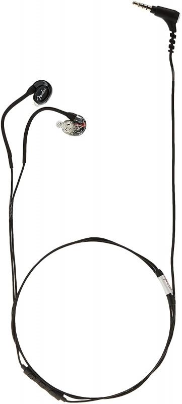 Fender CXA1 入門級監聽耳機[3色]