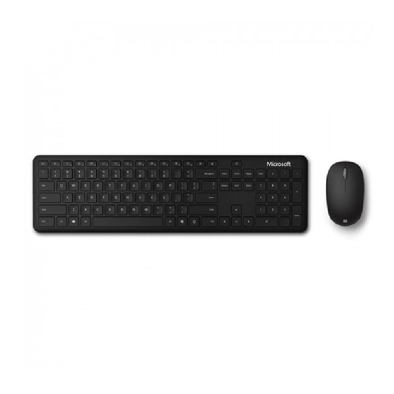 Microsoft Bluetooth Desktop Mouse & Keyboard Combo (QHG-00017) 【行貨保養】