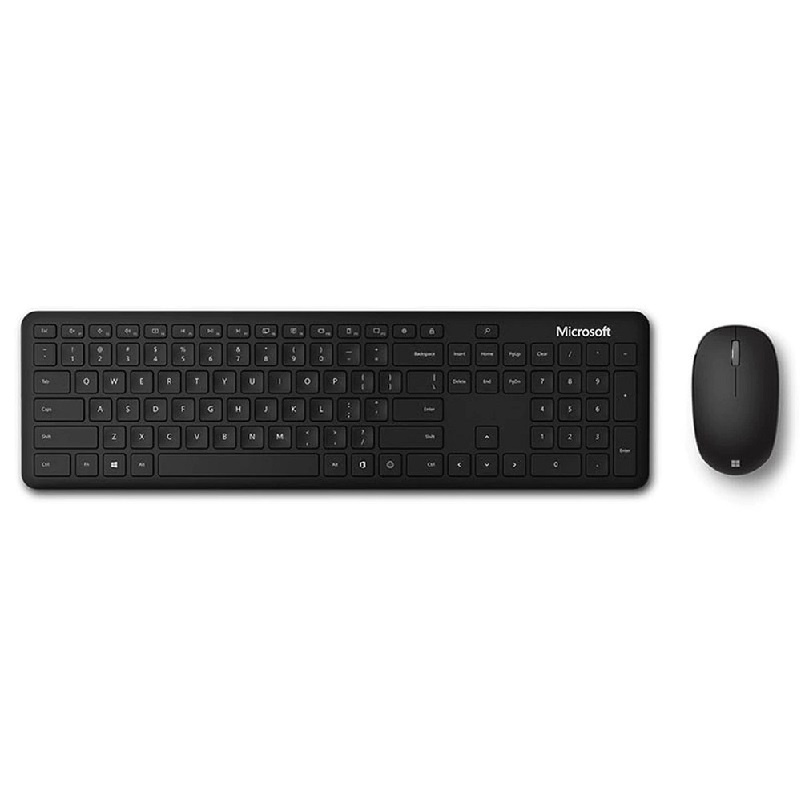 Microsoft Bluetooth Desktop Mouse & Keyboard Combo (QHG-00017) 【行貨保養】