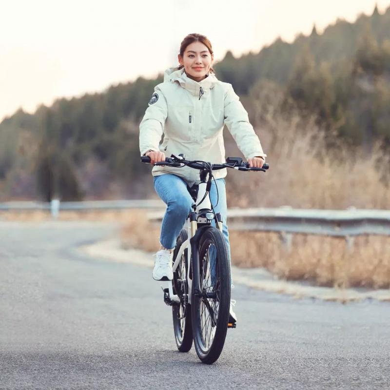 小米有品 - HIMO C26 電動助力自行車 可拆卸鋰電池電動車 [2色] 3-7天發貨