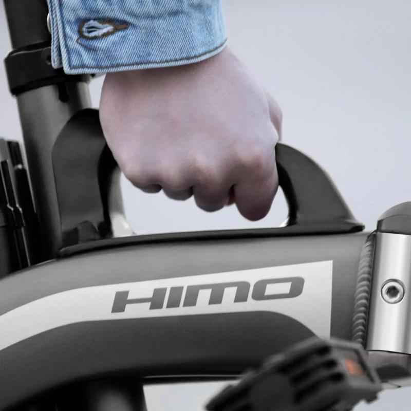 小米有品 - HIMO Z14 摺疊電動助力自行車 小型電動車 [2色] 3-7天發貨