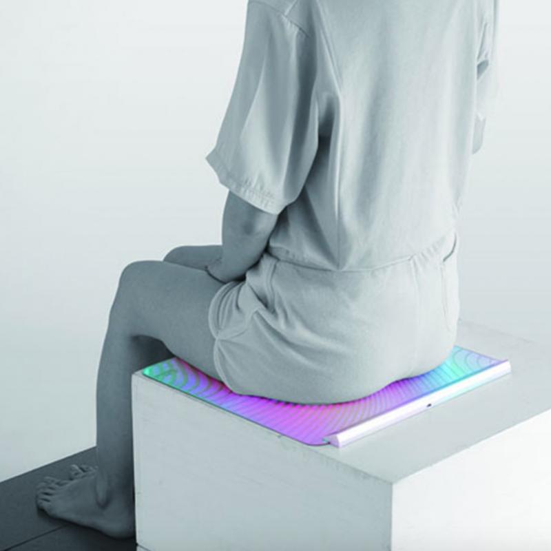 Lourdes 日本EMS塑形美腿微電流按摩墊 [AX-KXL5700]