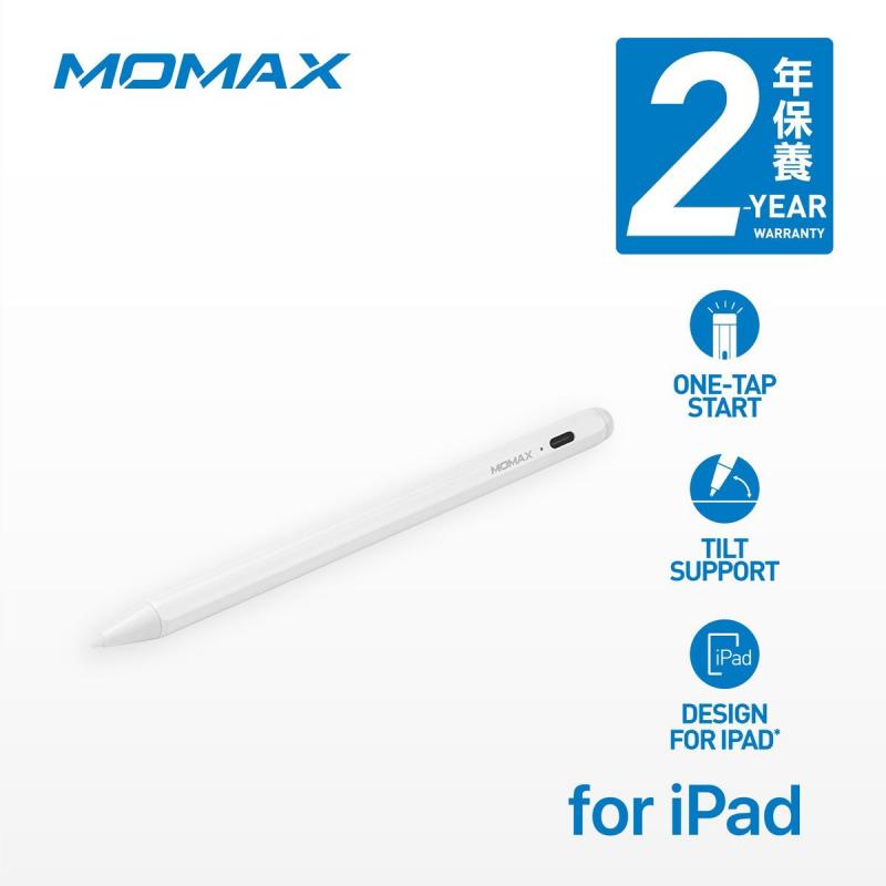 【香港行貨】Momax One Link全兼容專用主動式電容觸控筆 - TP3