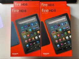 亞馬遜 Amazon All-new Fire HD 8'' 2020 2GB/32GB 平板電腦 黑色