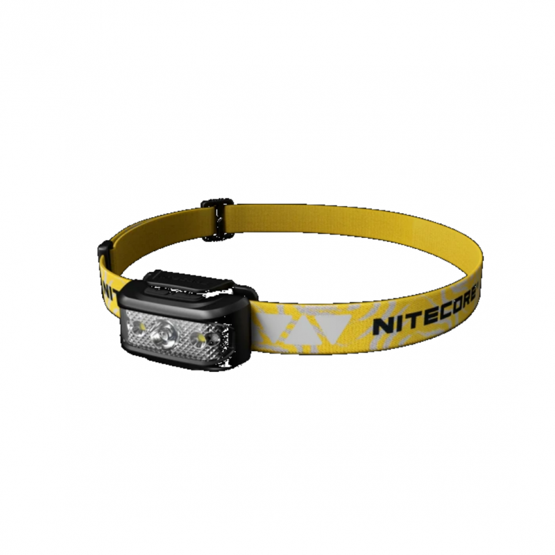 Nitecore NU17 USB可充電頭燈 超輕量 130流明