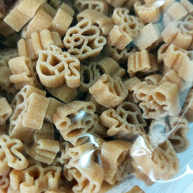 意大利Pasta Natura 有機低糖低鹽 動物圖案 糙米蕎麥苔麩莧籽意粉 250g【市集世界 - 意大利市集】