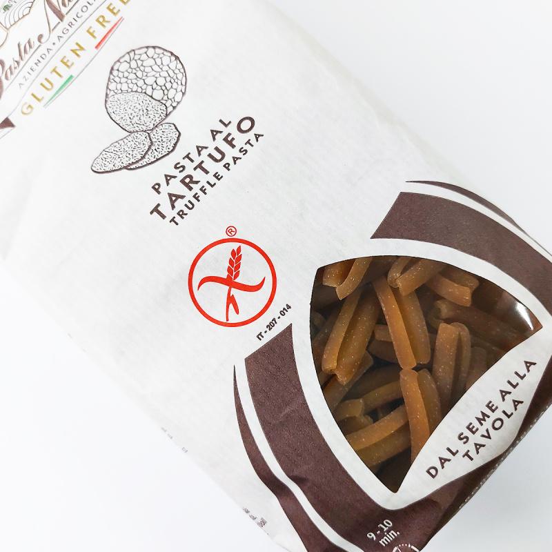 意大利Pasta Natura 無糖無鹽 松露麻花意粉 250g【市集世界 - 意大利市集】