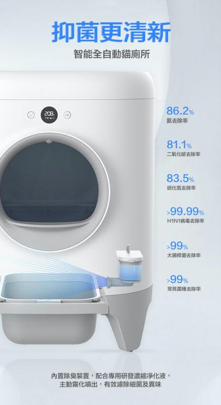 Petkit Pura X智能全自動 貓廁所🐱預訂📢📢