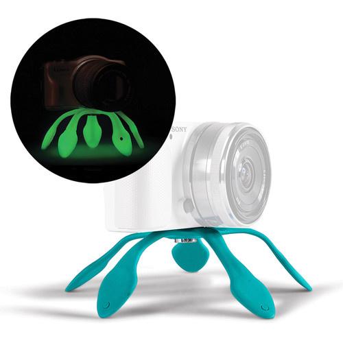 miggo Splat CSC Flexible Mini Tripod (Glow-In-The-Dark)