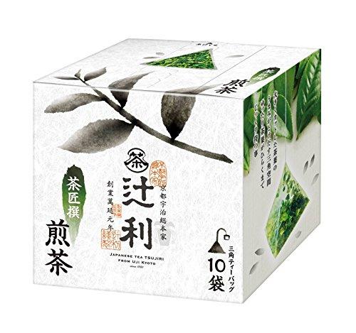 辻利茶舗 茶匠撰 煎茶 20包裝