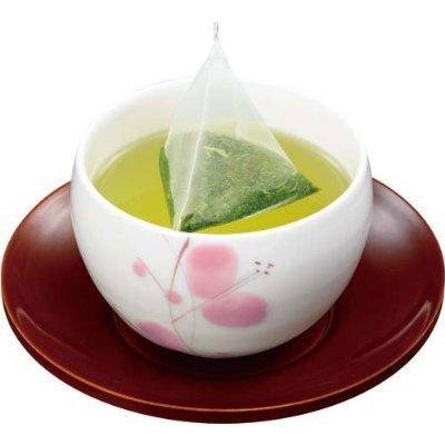 辻利茶舗 三角包 煎茶 50包裝