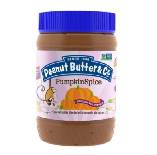 Peanut Butter & Co. Pumpkin Spice Peanut Butter 南瓜香料花生醬 454g 2件