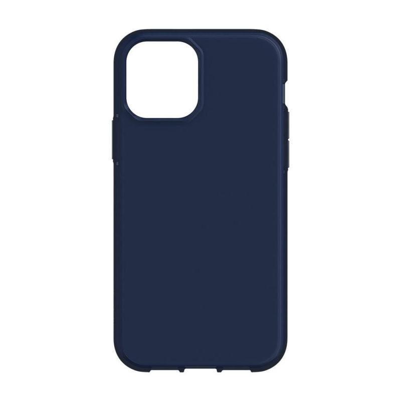 Griffin Survivor Clear for iPhone 12 &12 Pro - Navy/Black/Clear
