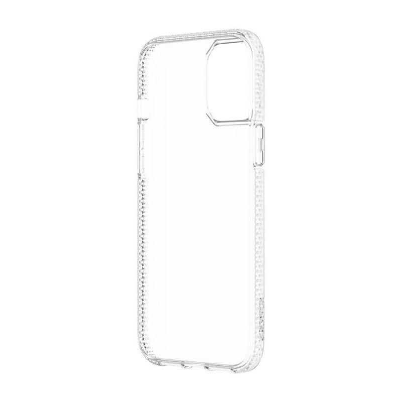 Griffin Survivor Clear for iPhone 12 Pro Max - Navy/Black/Clear