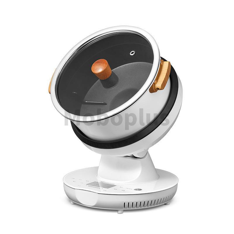 MOKKOM 可開蓋炒的智能炒菜機