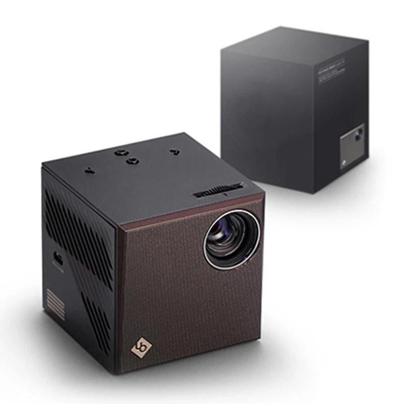 UO Smart Beam Laser NX 微型投影機(黑棕)+ 超值配件組