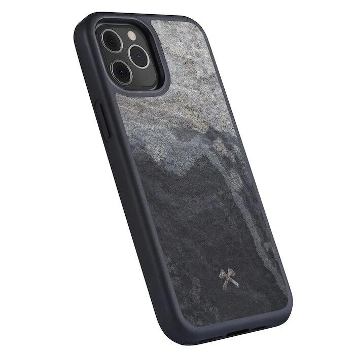 德國 WOODCESSORIES - iPhone 12 系列 經典原石款