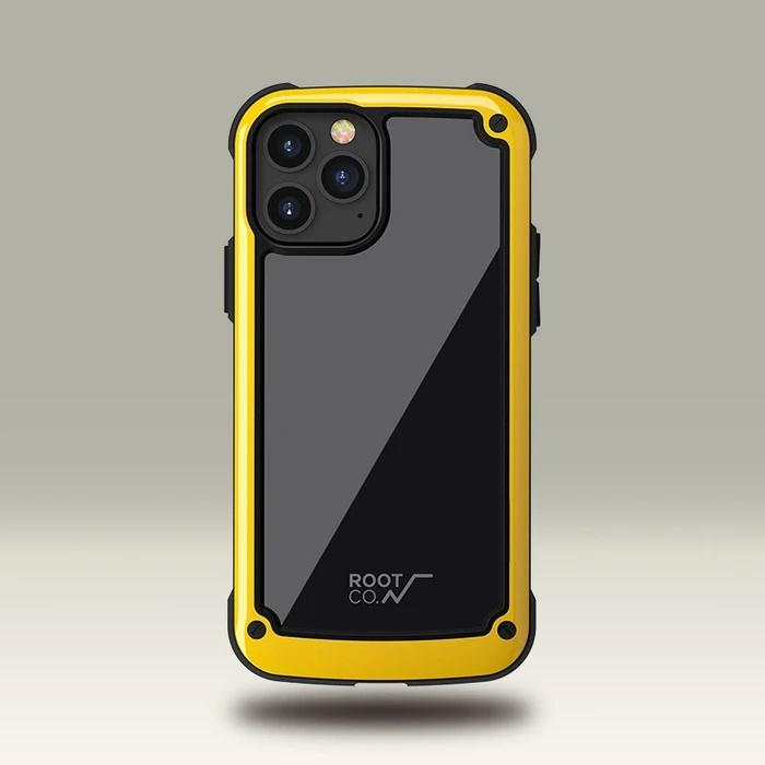 日本ROOT CO.Shock Resist Tough & Basic iPhone 12/Pro/Max/Mini Case [5 colors]