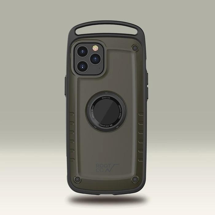 日本ROOT CO.Shock Resist Case Pro iPhone 12/Pro/Max/Mini Case (5 colors)