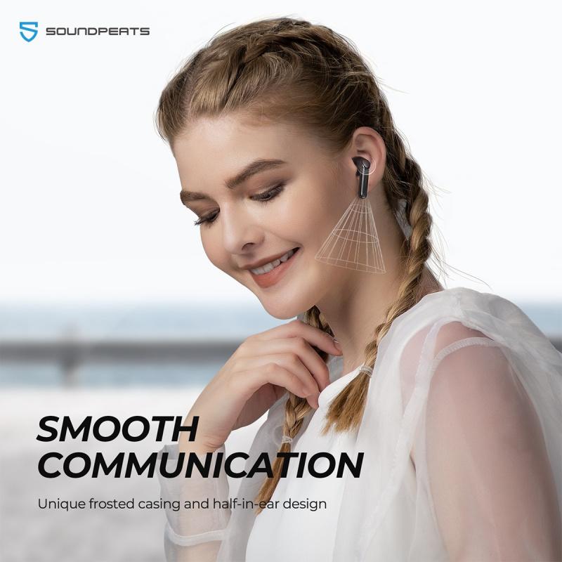 SoundPEATS 為HIFI音質以及優質通話而生的藍牙耳機 TrueAir2 真無線半入耳式藍牙耳機