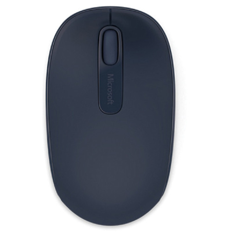 Microsoft Wireless Mobile Mouse 無線行動滑鼠 1850 - Dark Blue 【行貨保養】