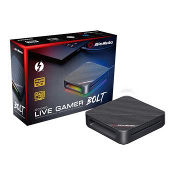 AVerMedia 4K HDR Live Gamer Bolt GC555