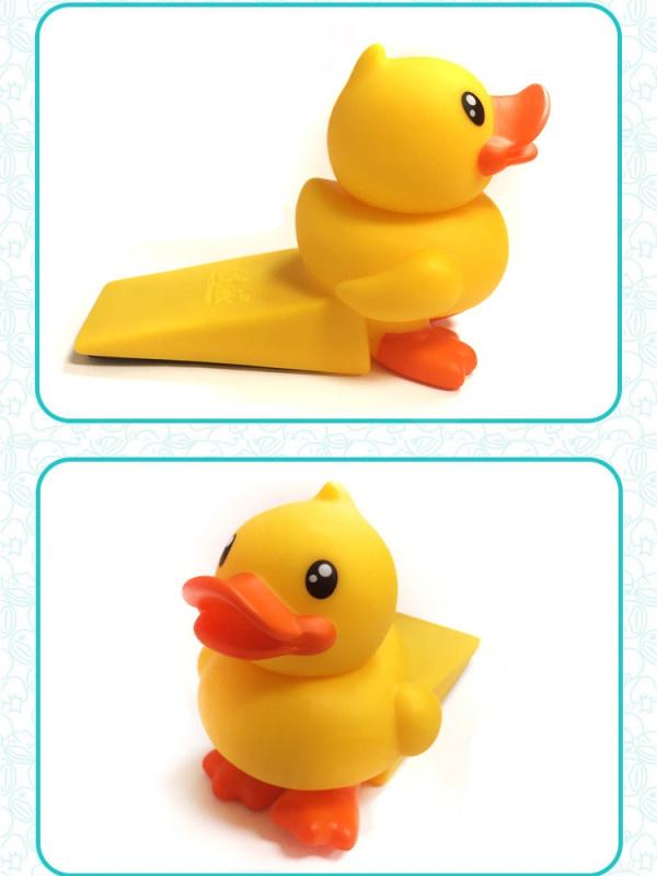 B.Duck小黃鴨門擋門塞(平行進口產品/官方授權)