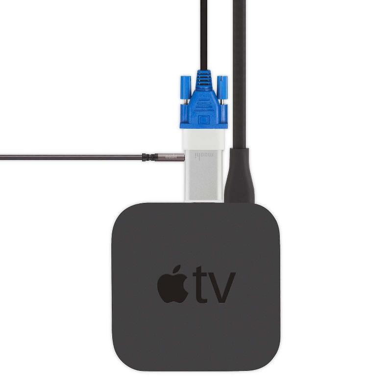 Moshi HDMI to VGA (with Audio) 轉接器 【行貨保養】