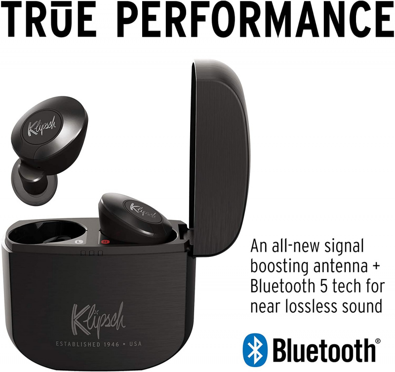 Klipsch T5 II True Wireless 真無線藍牙耳機