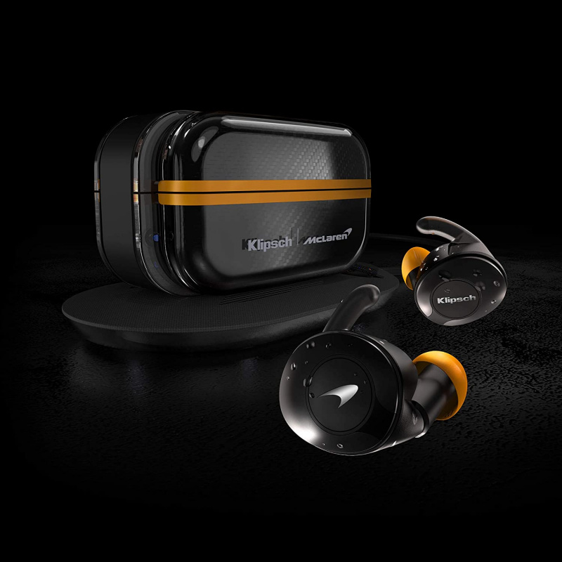 KLIPSCH T5II TWS SPORT MCLAREN EDITION 麥拿倫特別版無線耳機