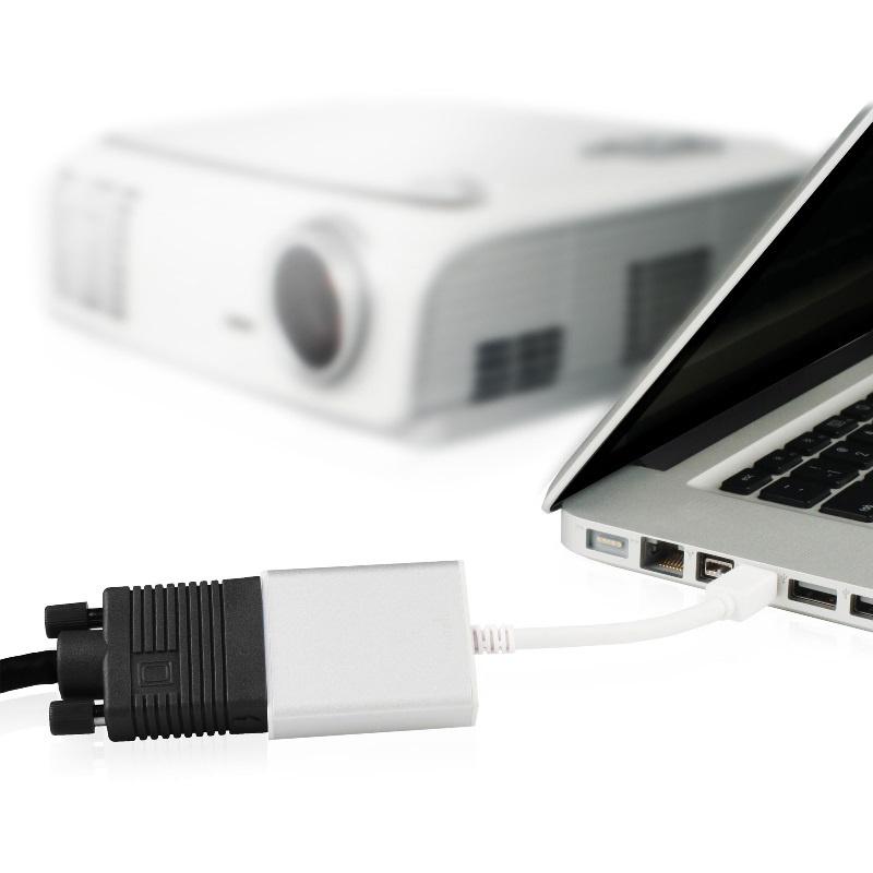 Moshi Mini DisplayPort to VGA 轉接線 【行貨保養】