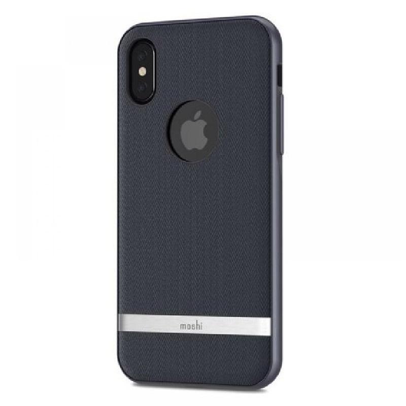 Moshi Vesta for iPhone X - 高機能布面保護背殼 【行貨保養】