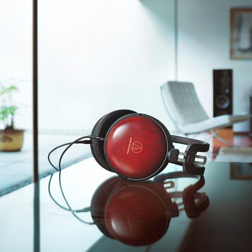 Audio Technica ATH-AWAS/F 淺田櫻木制動圈耳筒