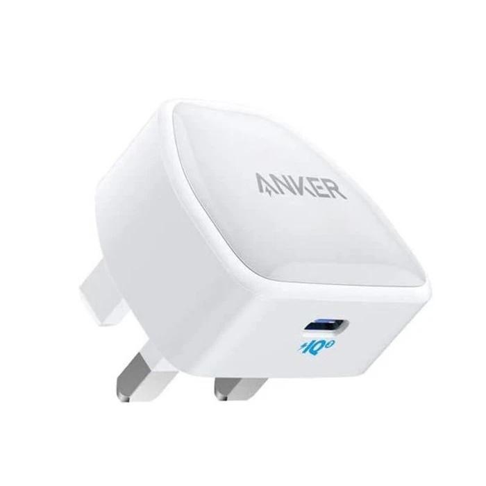 ANKER PowerPort III Nano 20W PIQ 3.0 細小充電器