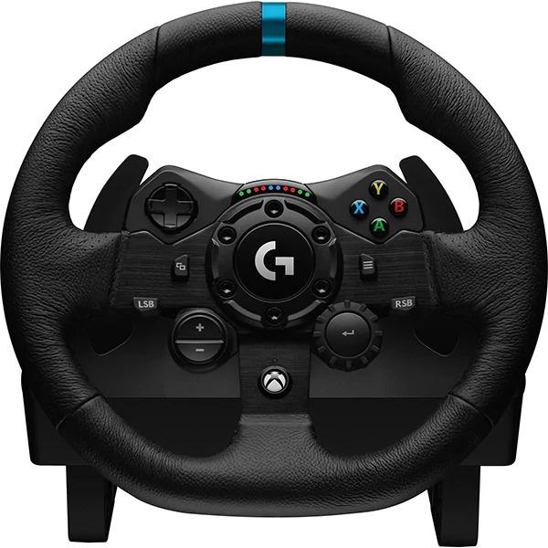 Logitech G923 TRUEFORCE 遊戲賽車軚盤🏎🕹🏁