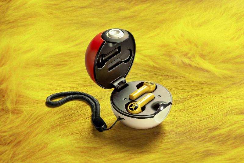 Razer Pokemon Pikachu Hammerhead 限定版入耳式真無線藍牙耳機