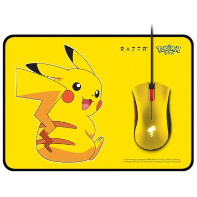 Razer Pokemon Pikachu Edition 遊戲滑鼠及滑鼠墊
