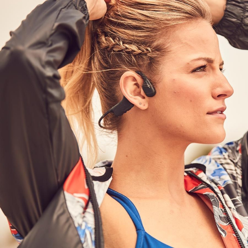 Aftershokz Xtrainerz AS700 waterproof bone conduction MP3 headphones 【行貨保養】