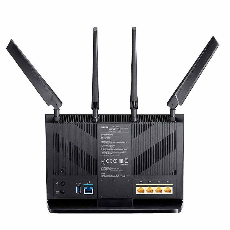ASUS AC1900 Dual Band LTE WiFi Modem Router 4G-AC68U 【行貨保養】