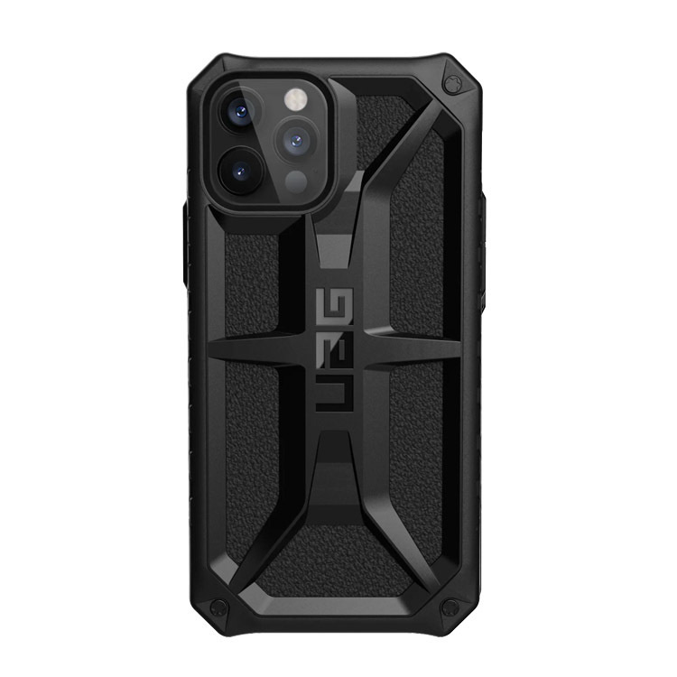 UAG iPhone 12/mini/Pro/Pro Max・ MONARCH 頂級版 耐衝擊防摔手機殼