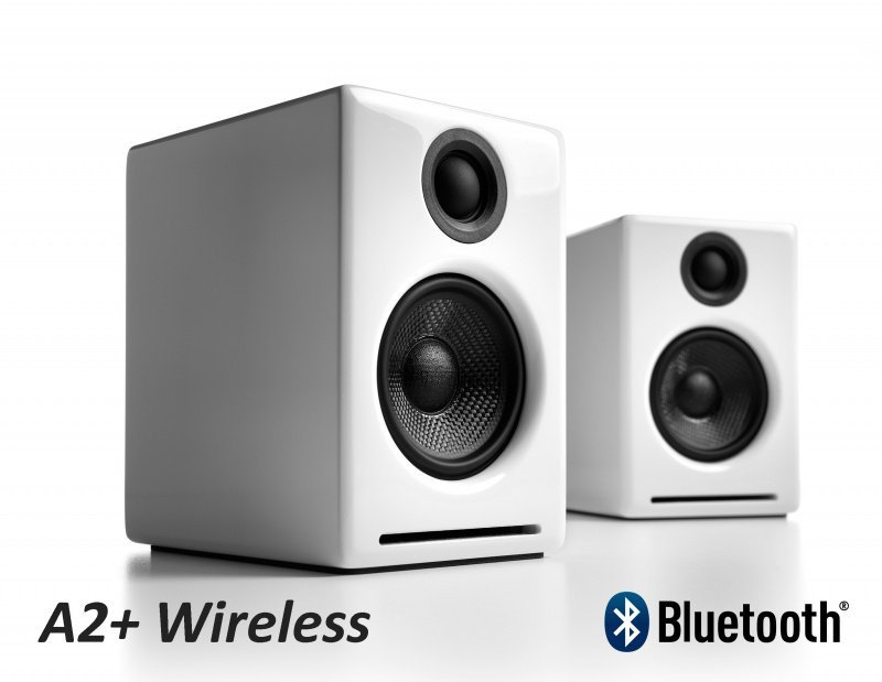 Audioengine  A2+ Wireless藍牙有源喇叭 [3色]