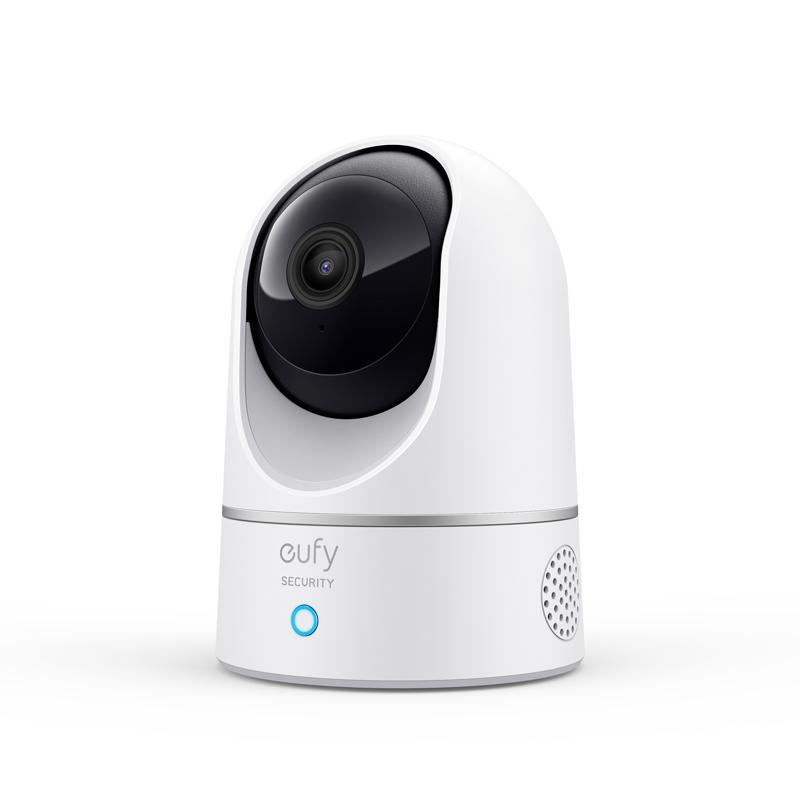 Eufy Indoor Cam 2K Pan and Tilt 鏡頭旋轉2K室內智能攝影機