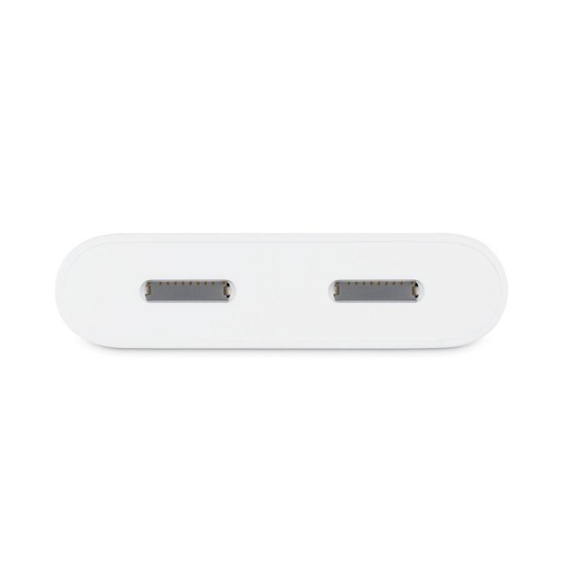 Belkin Lightning Audio + Charge RockStar 分插器 【行貨保養】