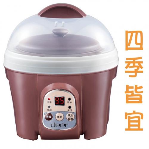 Deer 紫砂真味0.9 升電炖盅 [DC6090]