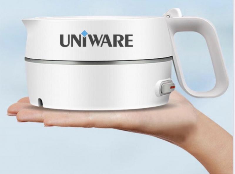 Uniware UKT 680 1L 可折疊旅行電熱水壺
