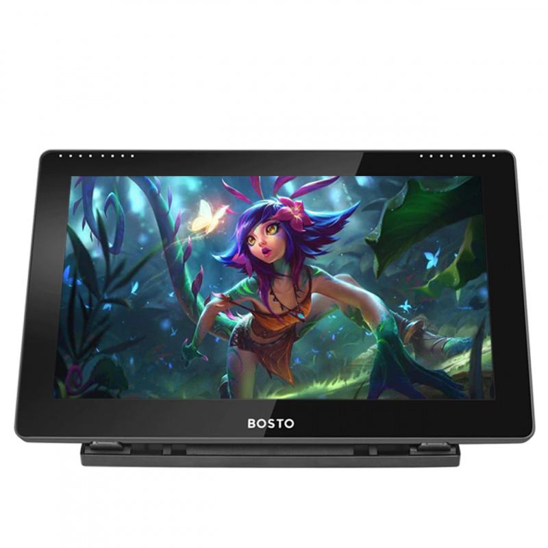 BOSTO 16HD 液晶顯示器繪圖板 【行貨保養】