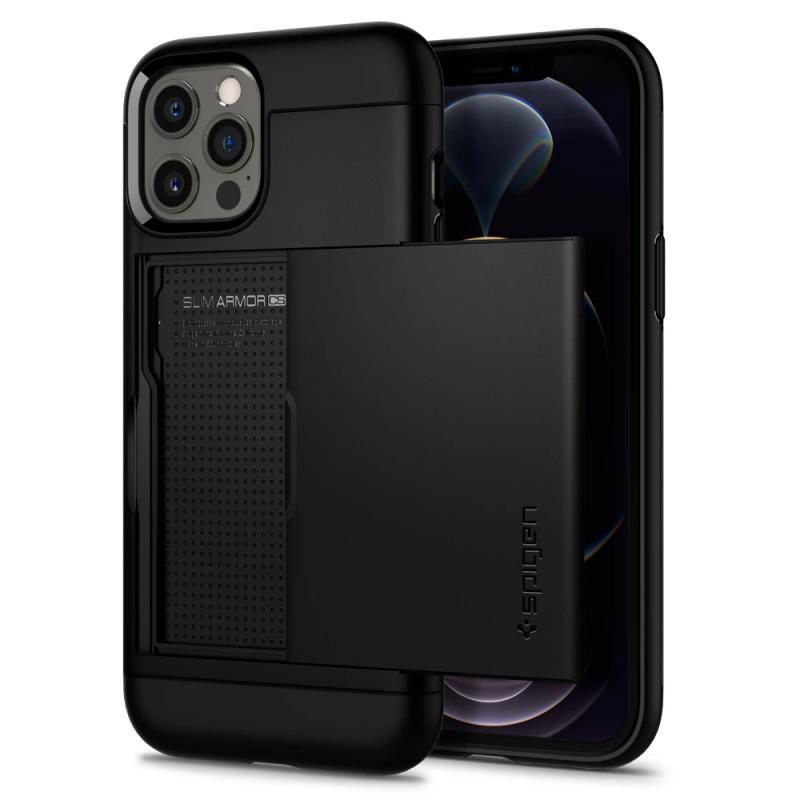 Spigen SGP iPhone 12 Mini/12/12 Pro Max Case Slim Armor CS