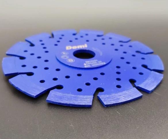 Demi 旋風斬專業型混凝土切割片(高頻激光焊接成型)