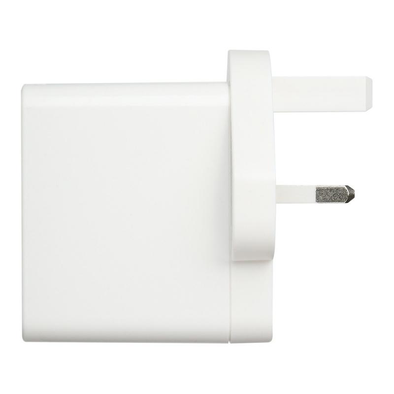 Verbatim 雙端口25W QC 3.0 USB充電器[66569]